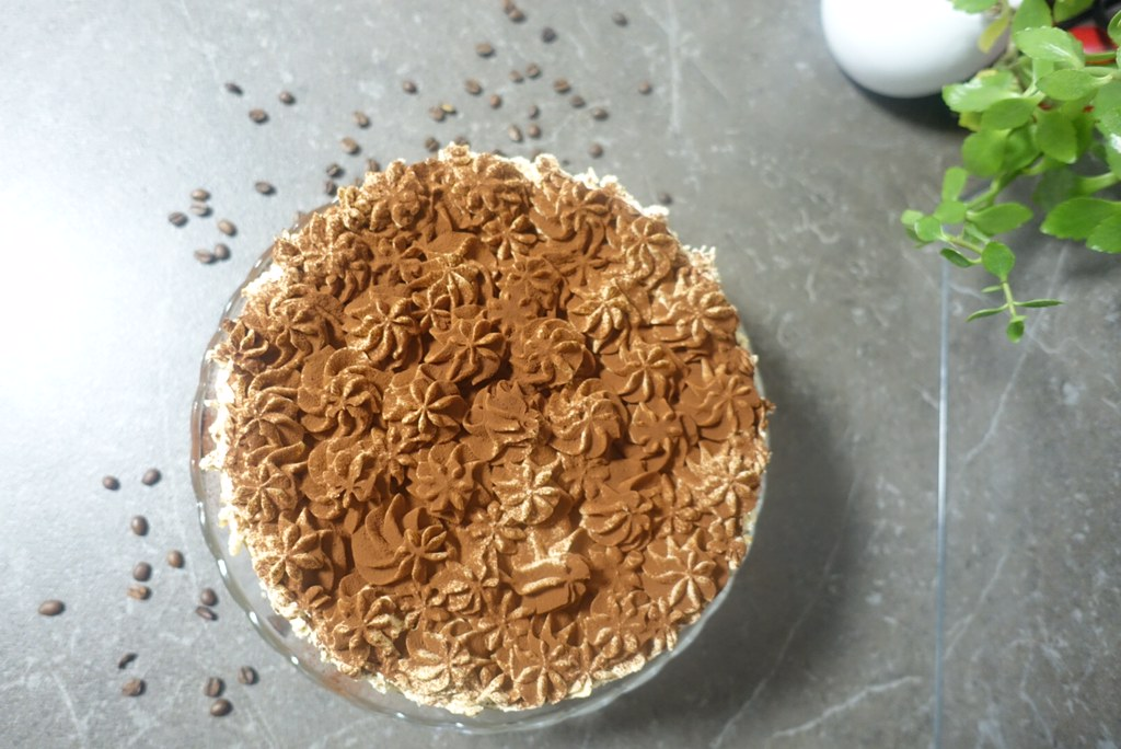 Himmlisch Cremiger Espresso Sahne Torte Rezept Emelysworld