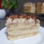 Espresso-Sahne-Torte