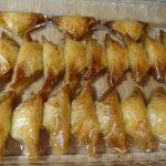 knusprigen Şöbiyet- Süßspeise