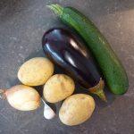Gemüse-Köfte