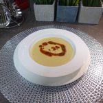Kremalı Kırmızı Mercimek Çorbası