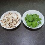 Hausgemachtes Nudelrezept mit Pute und Basilikum