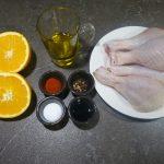 Portakallı Balsamico Sosunda Tavuklu Pilav