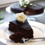 Saftiger Lowcarb Brownie (ohne Zucker und ohne Mehl)